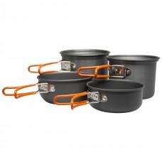 Комплект за приготвяне на храна от четири части