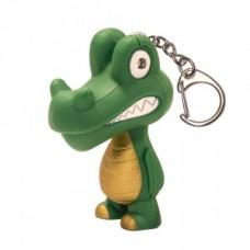 Ключодържател LED Алигатор