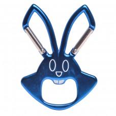 Карабинер с форма на заек