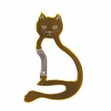 Карабинер с форма на котка