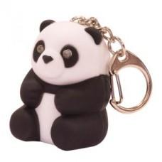 Ключодържател LED Панда