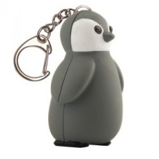 Ключодържател LED Пингвин