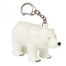 Ключодържател LED Полярна мечка