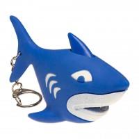 Ключодържател LED Акула