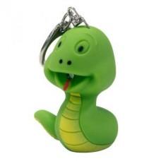 Ключодържател LED Змия