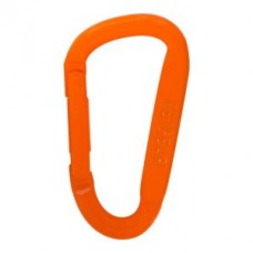 Карабинер Snappy, цвят оранжев