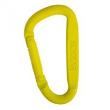 Карабинер Snappy, цвят жълт