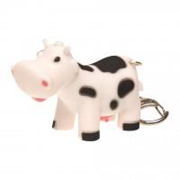 Ключодържател LED Крава