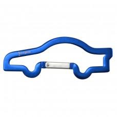 Карабинер с форма на кола