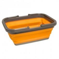 Сгъваем леген, Оранжев цвят