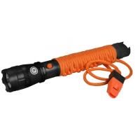LED Фенер за оцеляване, Черен цвят