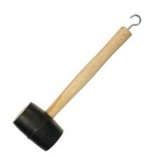 Чук за колчета с гумена глава