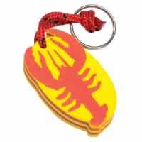 Плаващ ключодържател с форма на омар