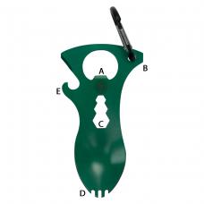 Мулти – функционален уред вилица/лъжица