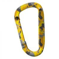 Карабинер Snappy, цвят жълт камуфлаж
