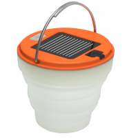 LED фенер с USB соларно зарядно Spright