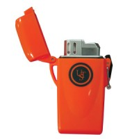 Плаваща запалка, оранжев цвят