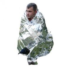 Рефлекторно одеяло за оцеляване