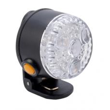 Сигнална лампа с клип See-Me 1.0, Бял цвят