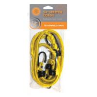 Еластични въжета – 60 см, 2 броя