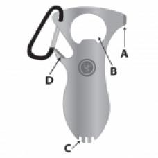 Мулти-функционален уред Вилица-Лъжица